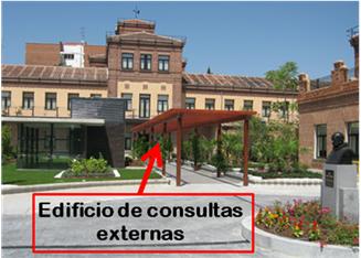 Hospital la Beata Consultas Externas Urología del Especialista Dr. Gregorio Escribano